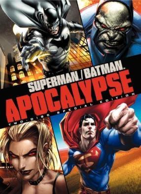 超人与蝙蝠侠:启示录/superman/batman: apocalypse.