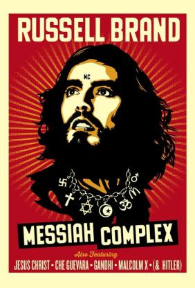Russell Brand: Messiah Complex/Brand: Messiah Complex电