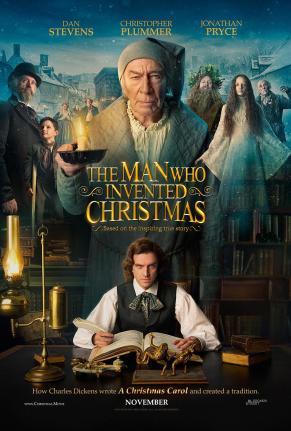 圣诞发明家电影海报